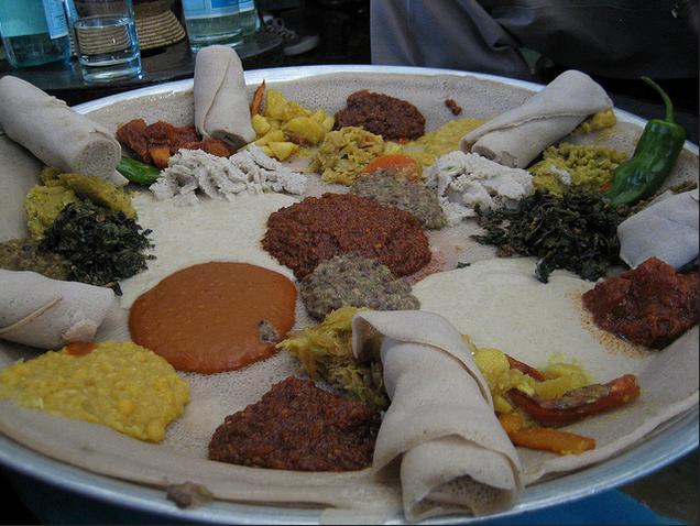 ethiopian feast