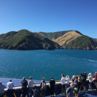 Beautiful New Zealand: up and down the country via train and ferry