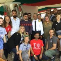 Tall ship sailing: Liberty Regatta 2019, Rouen to Scheveningen via the English Channel